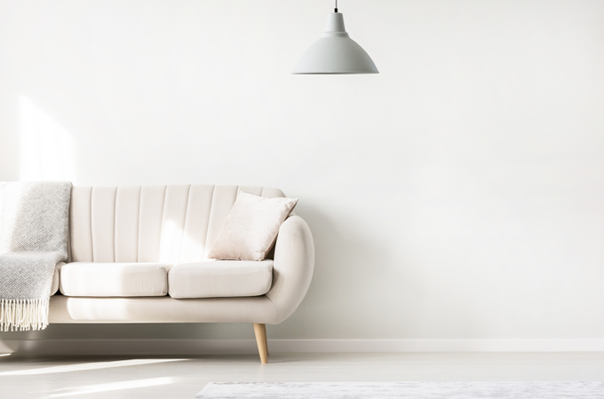 Minimalist Living Questioning The Couch