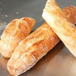 Meg's No-Knead Baguettes (Photo by Steve Johnson)