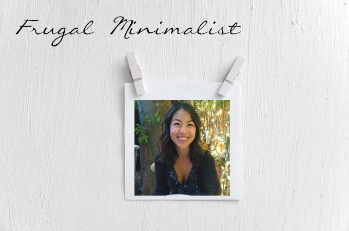 Real Life Minimalists: Frugal Minimalist