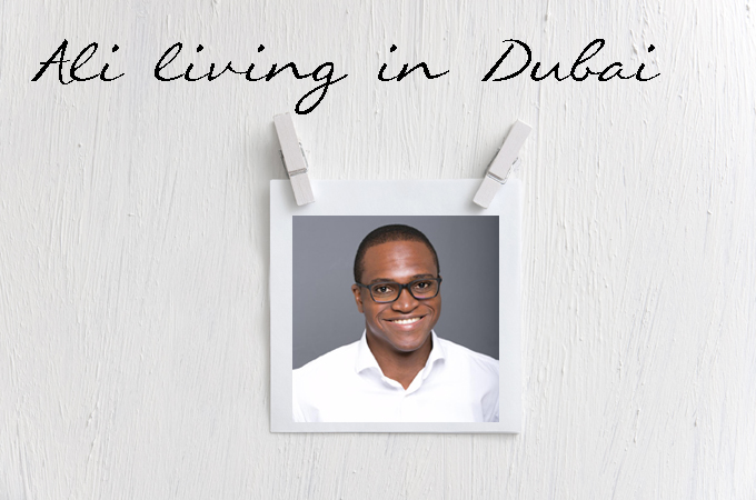 Real Life Minimalists: Ali living in Dubai