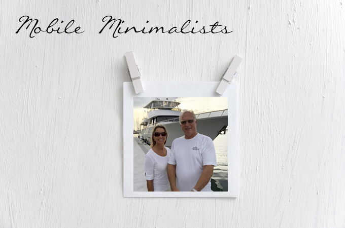 Real Life Minimalists: Mobile Minimalists